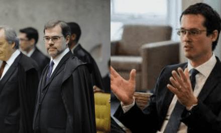 """Internautas reagem a intenção do STF em afastar Deltan Dellagnol: """"Vergonha nacional"""""""