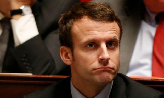 Emmanuel Macron recua após discurso do Presidente Bolsonaro na ONU