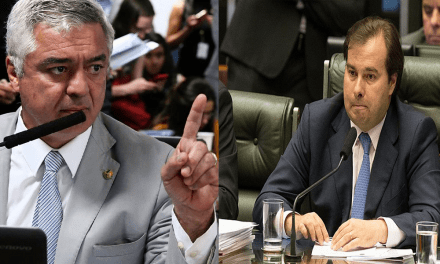 Senador revela plano sórdido do Congresso para inviabilizar o Governo Bolsonaro