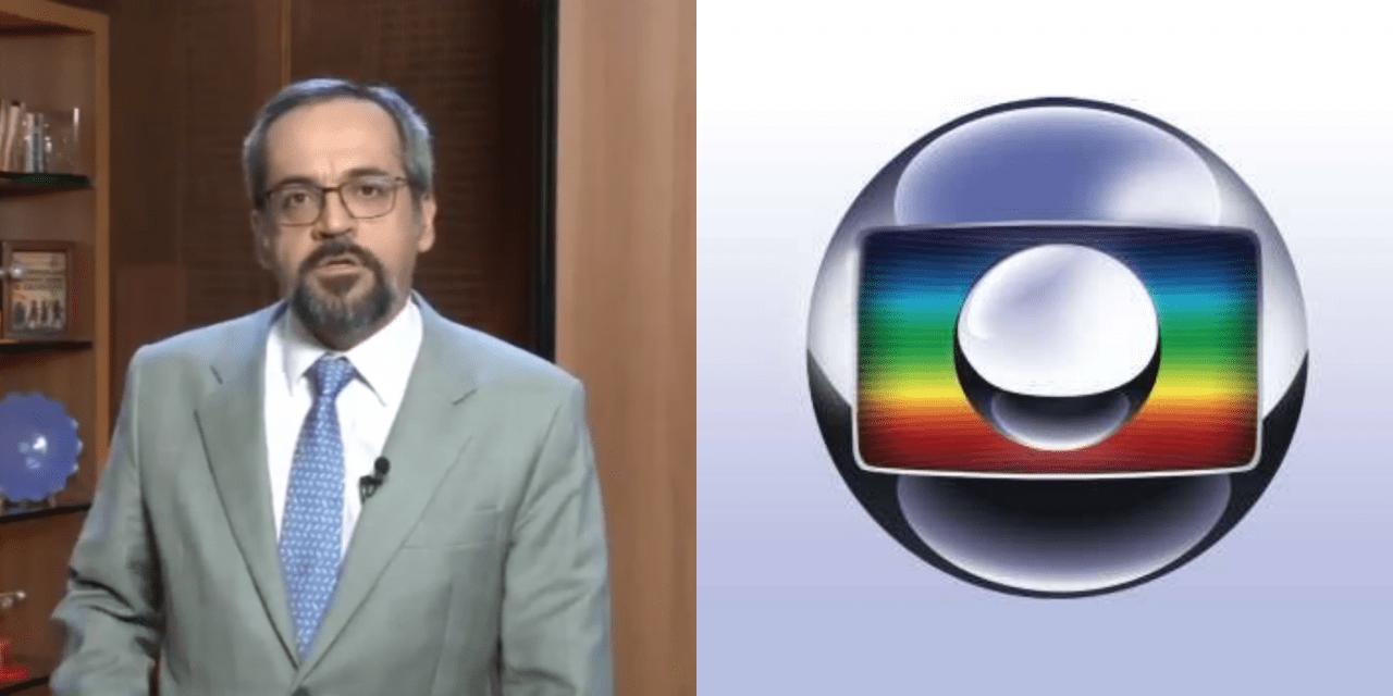 """Após matéria do Jornal Nacional, ministro da educação, grava vídeo e detona Globo: """"Pelo menos usem os números reais, não os números que tiraram da orelha de alguém"""""""