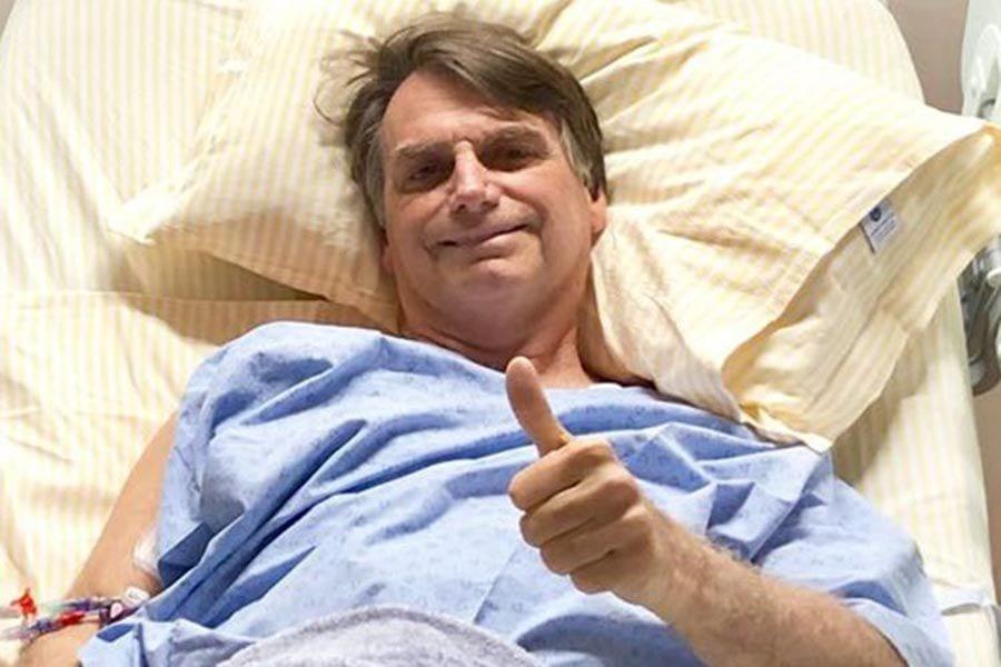 """Nas redes sociais, cidadãos """"oram por Jair Bolsonaro"""""""