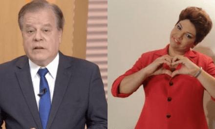 Jornalista da Globo sai em defesa de humorista petista que tentou fazer chacota com Bolsonaro