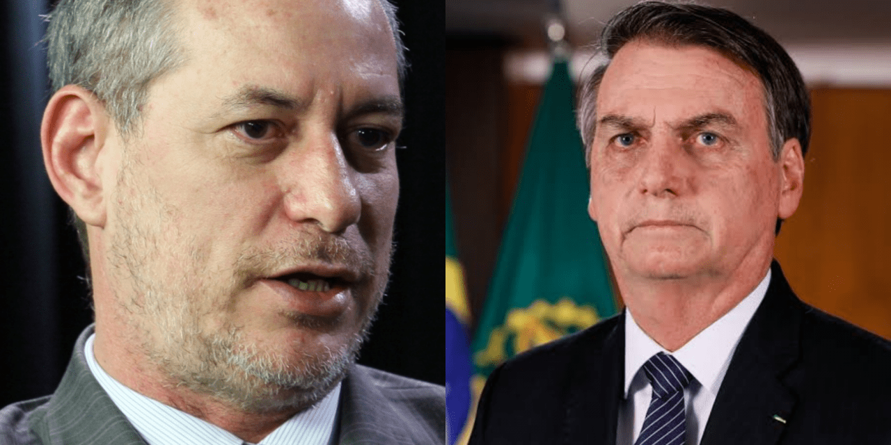 """Ciro Gomes aposta que Bolsonaro não terminará o governo: """"Espero que não seja pelo suicídio"""""""
