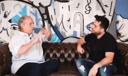 Vídeo: Em entrevista, Ciro Gomes rasga elogios ao Governo Bolsonaro