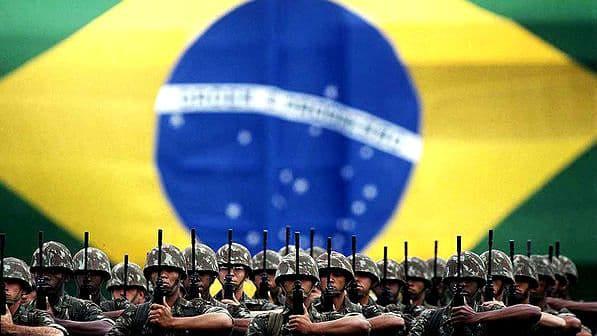 Exército Brasileiro publica firme mensagem à cerca da defesa da Amazônia, soberania e proteção do Brasil