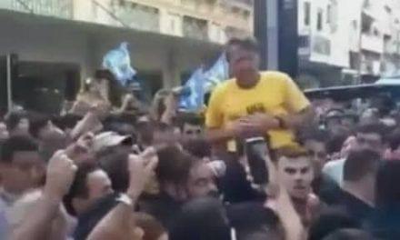 """Bolsonaro: """"A facada não me elegeu. Eu já estava eleito"""""""
