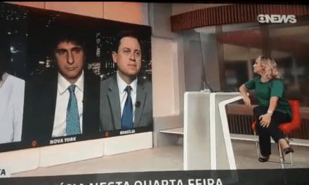 Ao vivo, jornalista da Globo faz piada com o 11 de Setembro
