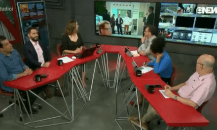 "Vídeo: Ao vivo, jornalista da GloboNews chama presidente de ""Bozonaro"""