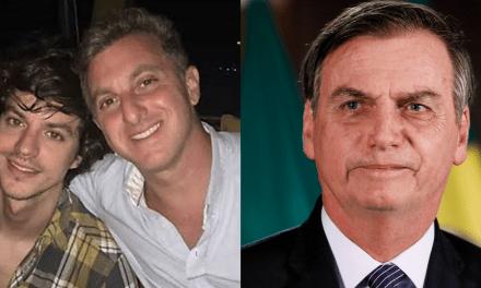 Irmão de Luciano Huck quer impeachment de Bolsonaro