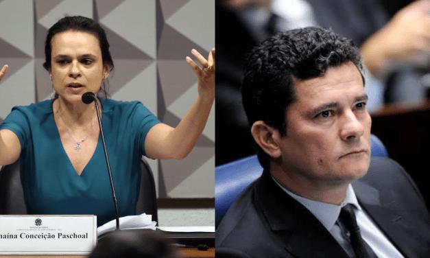 """Aliado de Bolsonaro, Major Olímpio sugere uma chapa com """"Sergio Moro e Janaína"""" para presidência"""