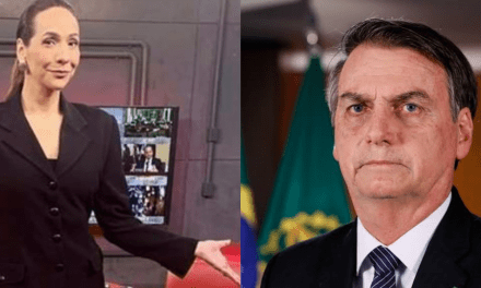 "Após chamar presidente de ""Bozonaro"", jornalista da Globo se pronuncia sobre o ocorrido"