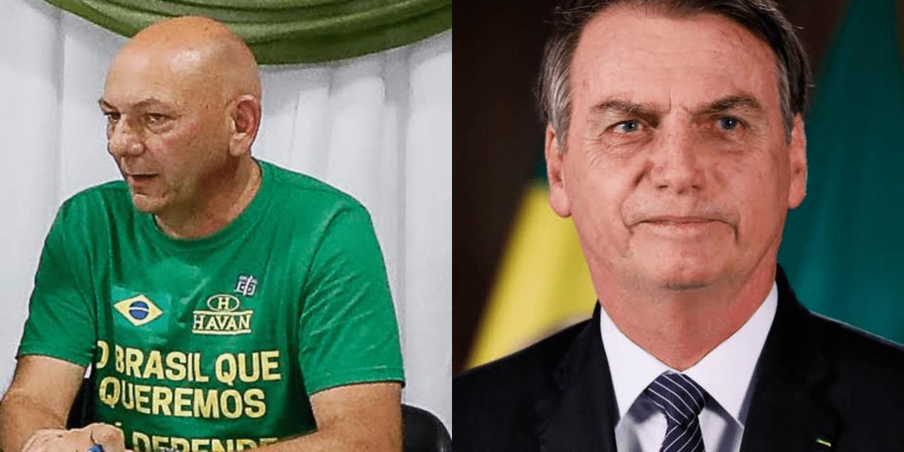 TSE condena Luciano Hang por vídeo de apoio a Bolsonaro