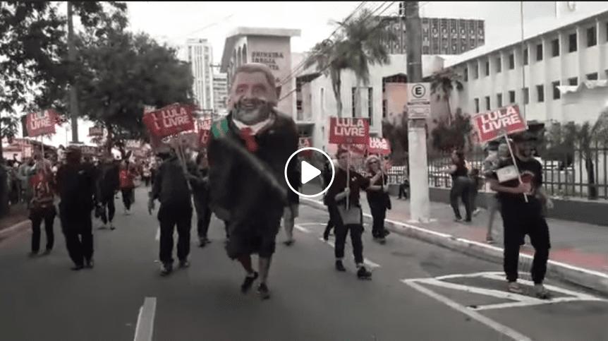 Petistas são fortemente vaiados em desfile de 7 de Setembro em Vitória-ES (assista ao vídeo)