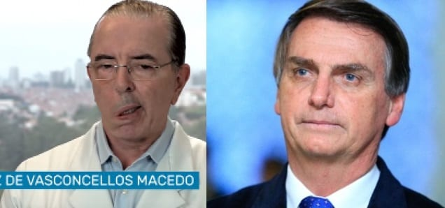 Médico que fez cirurgia de Bolsonaro conta episódio emocionante