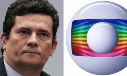 """Moro presta solidariedade a Eduardo Bolsonaro e sua esposa, e faz críticas a Globo: """"Ultrapassou certos limites"""""""