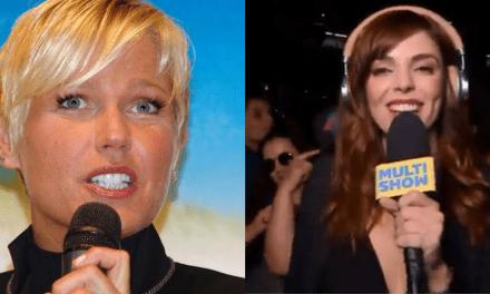 """Xuxa rebate repórter do Grupo Globo que disse que 'em 2022 vai dar PT': """"Deus nos livre e nos guarde"""""""