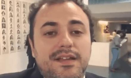 Deputado comunista volta a chamar Sérgio Moro de juiz ladrão.