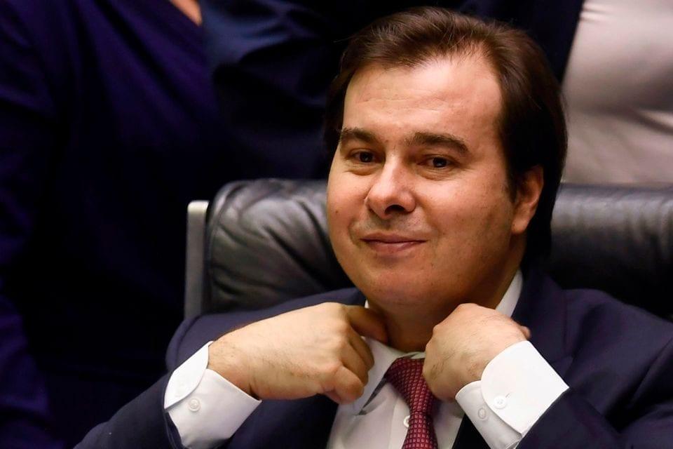 Rodrigo Maia sobre a prisão em segunda instância (Vídeo)