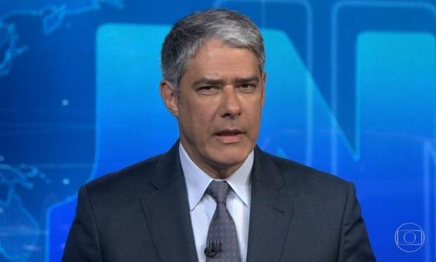 William Bonner e cúpula da Globo podem ser convocados para prestar explicações na CPI das Fake News