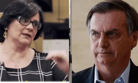 "Emocionada, Damares desabafa: ""Me pergunto o que doeu mais em meu presidente: a facada de Adélio ou a punhalada da Globo?"""