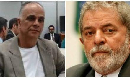 Lula é citado como mandante da morte de Celso Daniel por Marco Valério