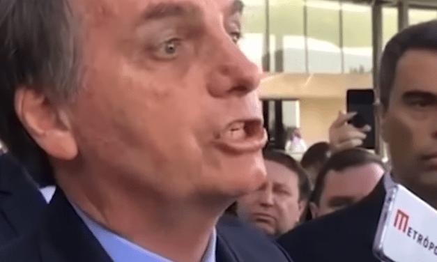Chocante: Bolsonaro revela como soube que Witzel sabia do processo Marielle o qual estava em segredo de Justiça