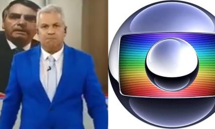 """Vídeo: Em seu programa, Sikera Júnior detona Globo: """"É covarde o que estão fazendo com o presidente. Isso tudo por interesse financeiro"""""""
