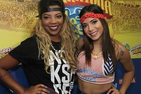 Músicas de Anitta e Ludmilla são proibidas de tocar em evento no México por serem consideradas vulgares
