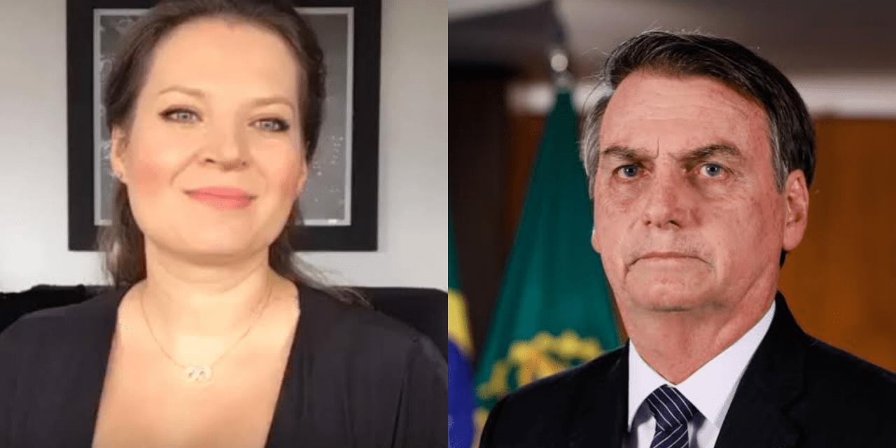 PSL quer Joice Hasselmann na presidência da República