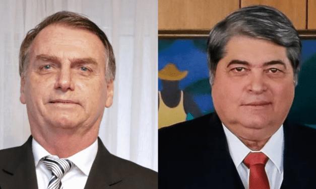 Bolsonaro vê com bons olhos uma possível candidatura de Datena nas próxiamas eleições
