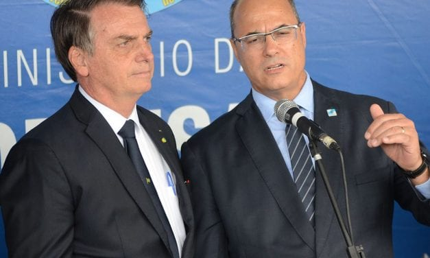Bolsonaro afirma que Witzel quer destruí-lo por conta das eleições de 2022