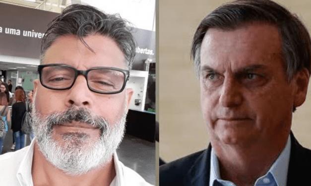 Frota volta ao ataque, chama Carlos Bolsonaro de 'doente', e diz que presidente tem medo do filho