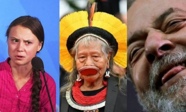 Lula, Greta Thumberg e Raoni são cotados para concorrer Prêmio Nobel da Paz