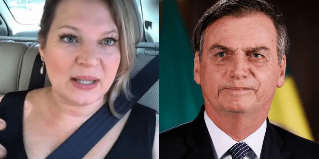 Após atacar Bolsonaro, perda drástica de seguidores nas redes sociais assusta Joice Hasselmann