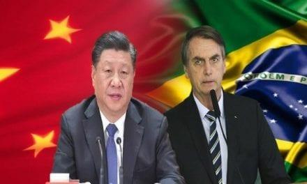 Encontro histórico entre Jair Bolsonaro e Xi Jinping (Vídeo)