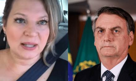 Após ser destituída da liderança do Governo na Câmara, Joice parte para o ataque contra Bolsonaro