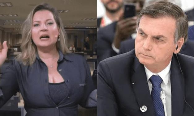 """Após desavenças, Joice afirma: """"Apoio Bolsonaro em tudo que ele fizer de bom para o Brasil"""""""
