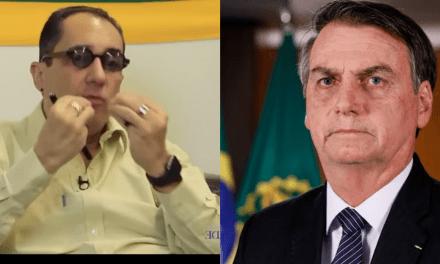 """Em entrevista, Kajuru afirma: """"Tem muito político chateado pela facada não ter matado Bolsonaro"""""""