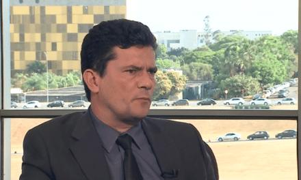 Sergio Moro avalia pena de morte e prisão perpétua para crimes no Brasil
