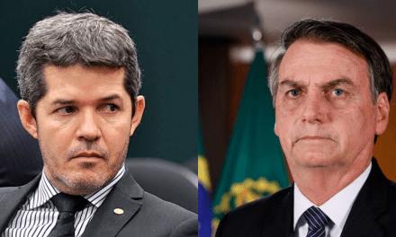 Após declaração do líder do PSL na Câmara, esquerda comemora e viraliza hashtag contra o presidente