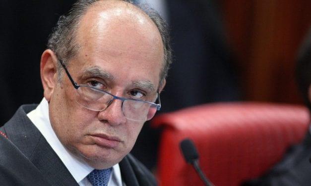 Gilmar Mendes ameaça processar quem chamá-lo de corrupto