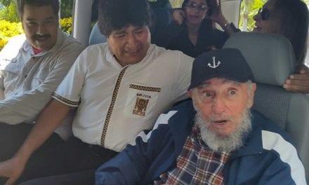 "Cuba e Venezuela classificam como ""golpe de estado"" a renúncia de Evo Morales"