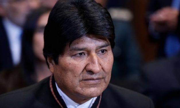 Evo Morales cai na Bolívia