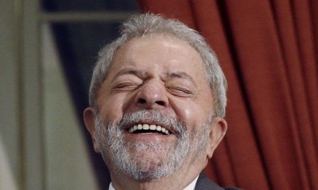 Decisão do STF contra a prisão em segunda instância beneficia o criminoso Lula