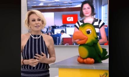 Vídeo: Ana Maria Braga se surpreende com fala de jornalista que disse na Alemanha, 'algumas famílias tem saudades do comunismo'