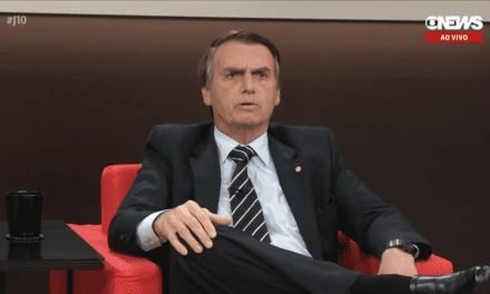 Mais um jornalista da GloboNews chama Jair Bolsonaro de ex-presidente