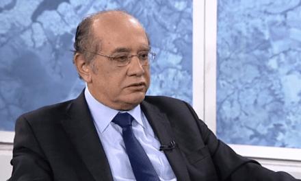 Internautas pedem impeachment de Gilmar Mendes, e hashtag vira a mais comentada do Brasil nas redes sociais