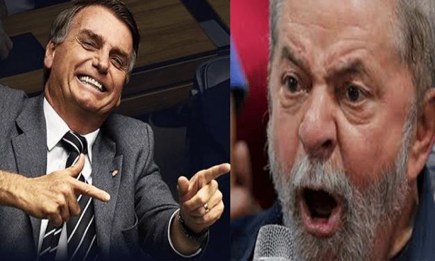 """""""Ladrão de celular tem que ir para o pau"""", afirma Bolsonaro"""