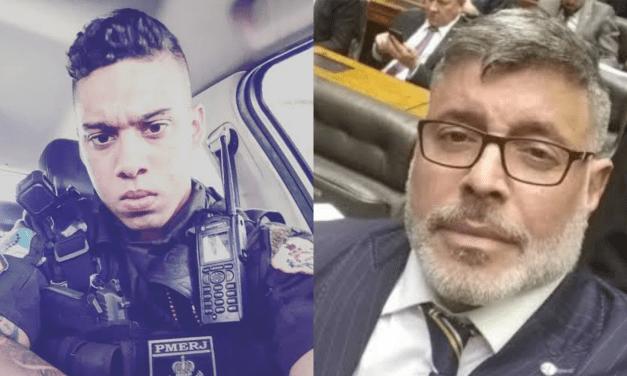 """Após publicação polêmica de Frota, Gabriel Monteiro detona deputado: """"Lamentar a falha de um homicida é tão surreal quanto seu exemplo como pai, deputado e pessoa"""""""