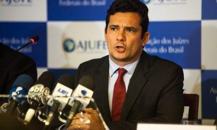 Ainda há esperança: Moro afirma que Congresso pode restabelecer prisão em segunda instância